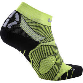 UYN Run Marathon Zero Chaussettes Homme, green lime/black